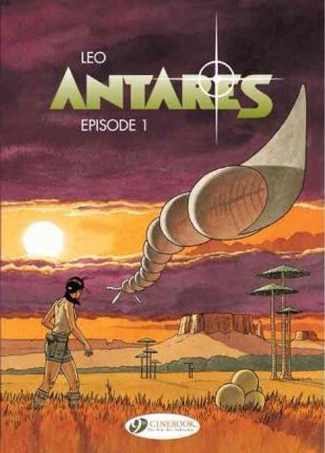 ANTARES SC VOL 01