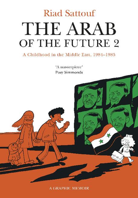 ARAB OF THE FUTURE VOL 02 GN