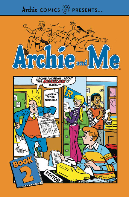 ARCHIE AND ME TP VOL 02