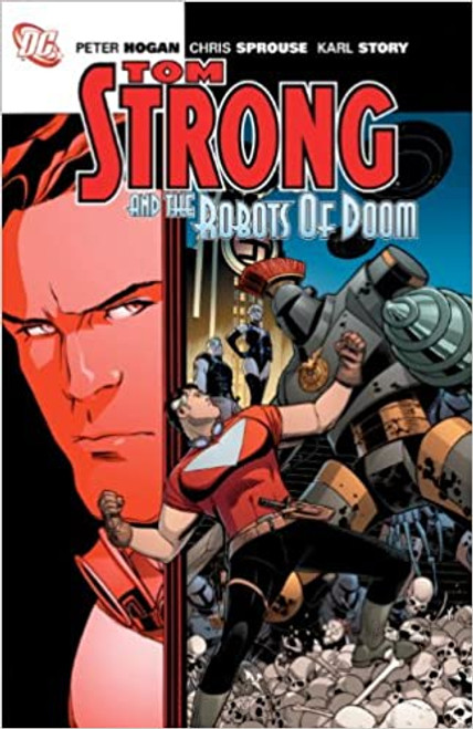TOM STRONG & ROBOTS OF DOOM TP