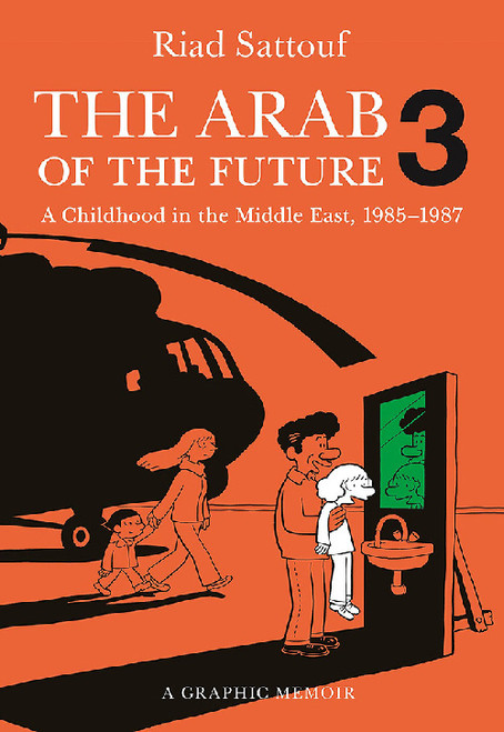 ARAB OF THE FUTURE VOL 03 GN
