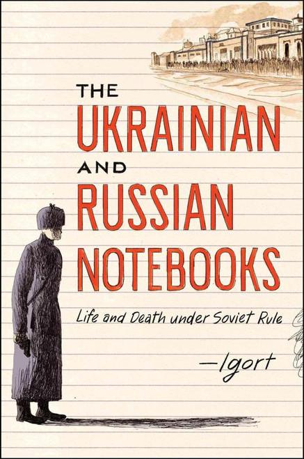 UKRAINIAN RUSSIAN NOTEBOOKS HC