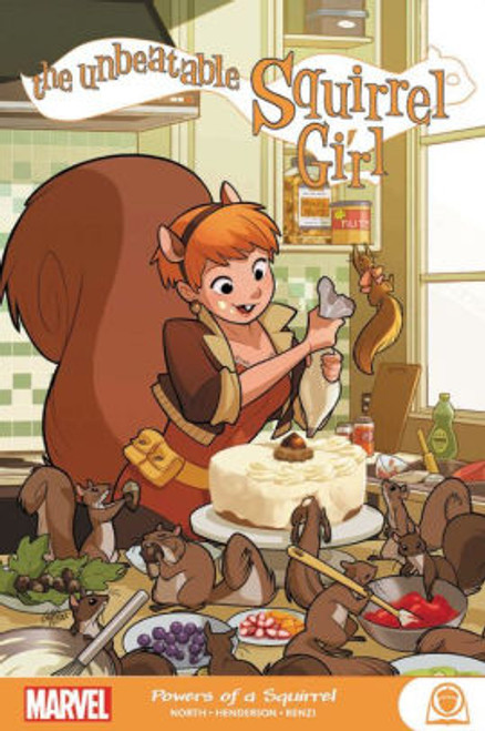 UNBEATABLE SQUIRREL GIRL GN POWERS OF A SQUIRREL