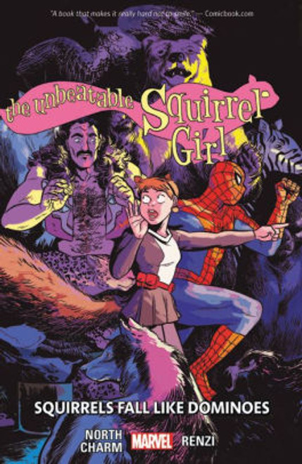 UNBEATABLE SQUIRREL GIRL TP 09