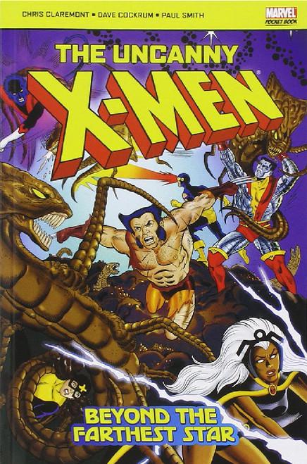 UNCANNY X-MEN BEYOND THE FARTHEST STAR POCKETBOOK