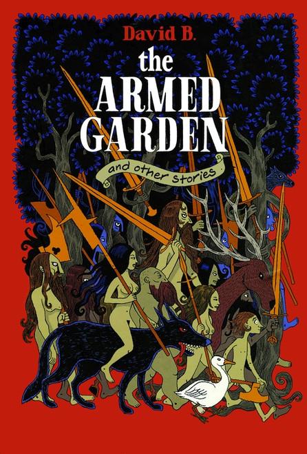 ARMED GARDEN OTHER STORIES HC