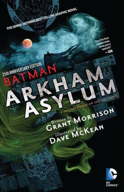 ARKHAM ASYLUM 25TH ANNIVERSARY EDITION TP