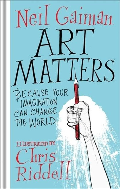 ART MATTERS HC