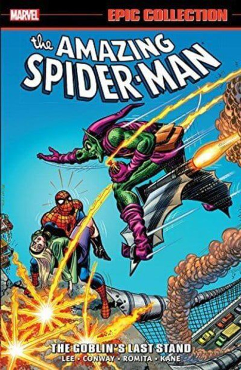 AMAZING SPIDER-MAN EPIC COLLECTION TP GOBLINS LAST STAND