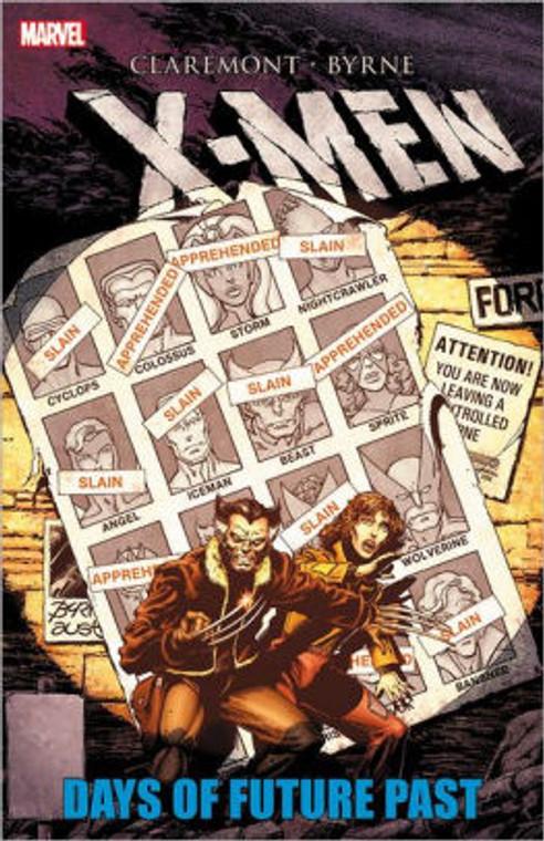 X-MEN DAYS OF FUTURE PAST TP
