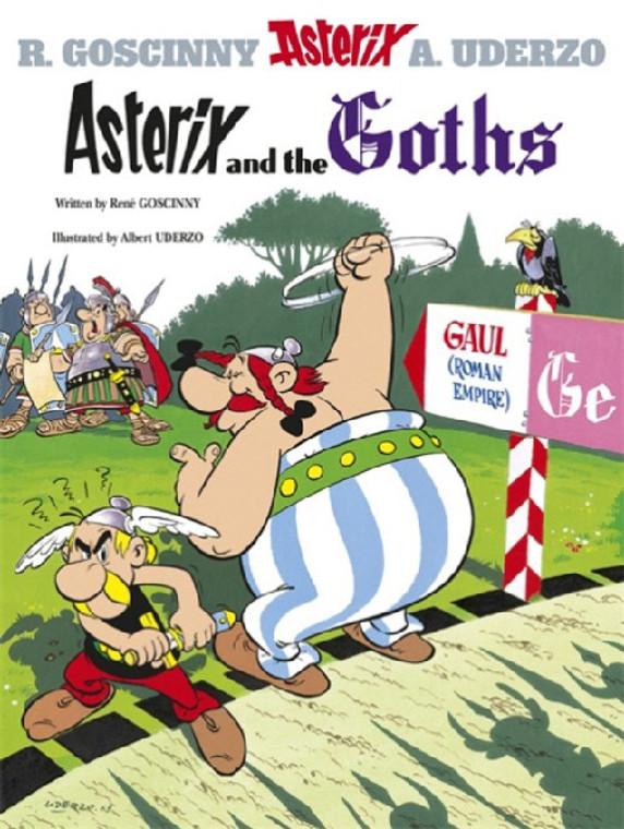 ASTERIX VOL 03 GOTHS SC