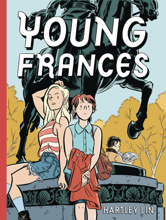 YOUNG FRANCES HC BOOKPLATE EDITION