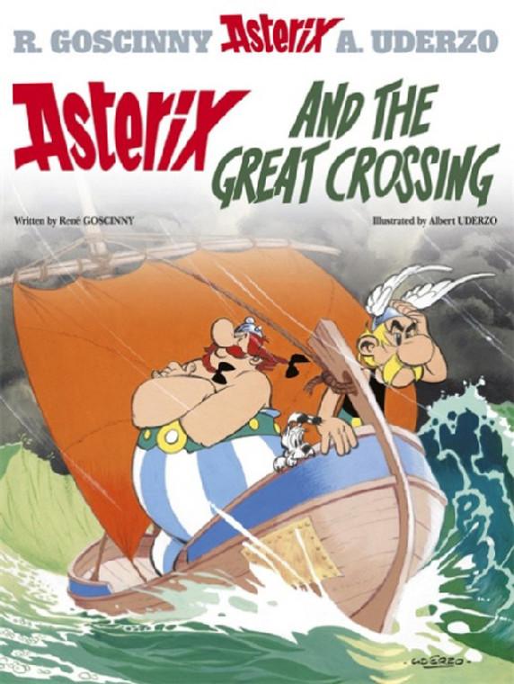 ASTERIX VOL 22 GREAT CROSSING SC
