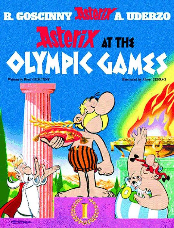 ASTERIX VOL 12 OLYMPIC GAMES SC