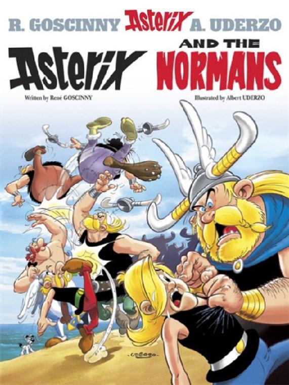 ASTERIX VOL 09 NORMANS SC