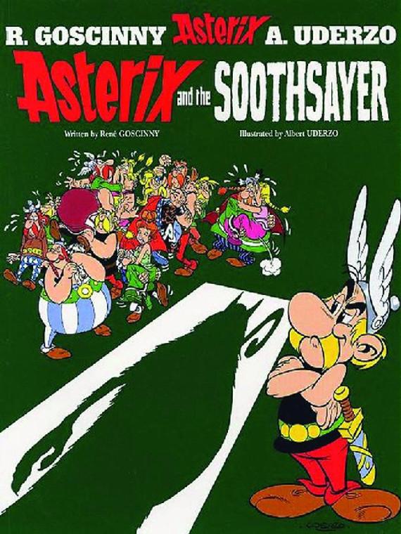 ASTERIX VOL 19 SOOTHSAYER SC