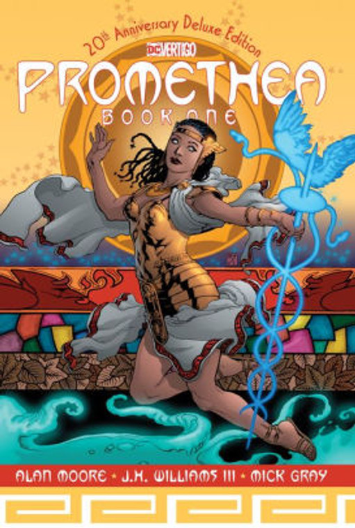 PROMETHEA DELUXE EDITION HC BOOK ONE