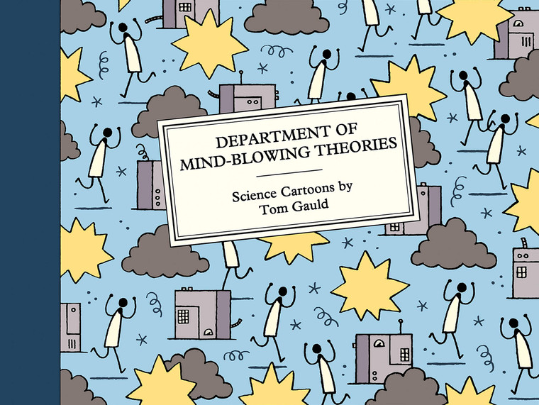 DEPARTMENT OF MIND-BLOWING THEORIES HC BOOKPLATE EDITION