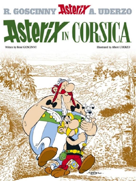ASTERIX VOL 20 CORSICA SC