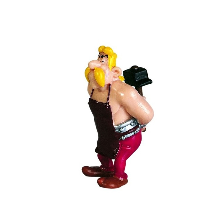 ASTERIX FIGURE AUTOMATIX AND HAMMER