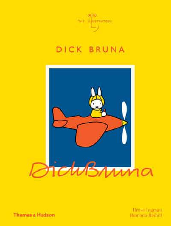 ILLUSTRATORS DICK BRUNA HC