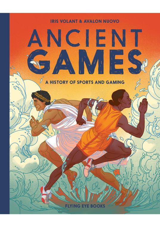 ANCIENT GAMES HC