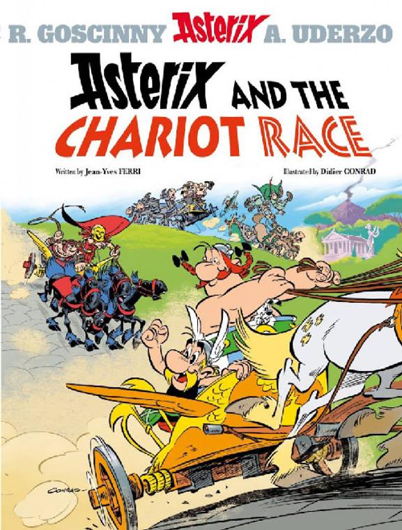 ASTERIX VOL 37 CHARIOT RACE SC