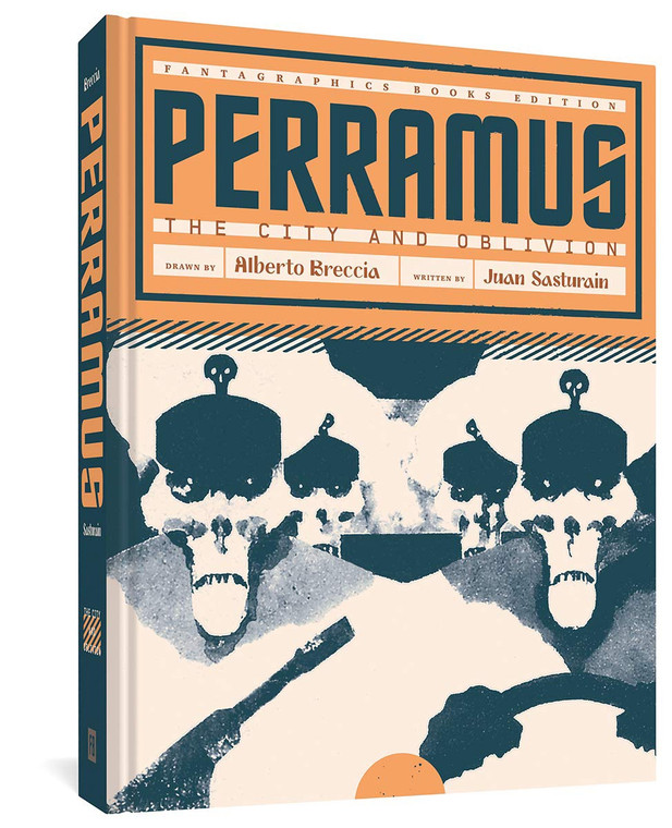 PERRAMUS THE CITY & OBLIVION HC