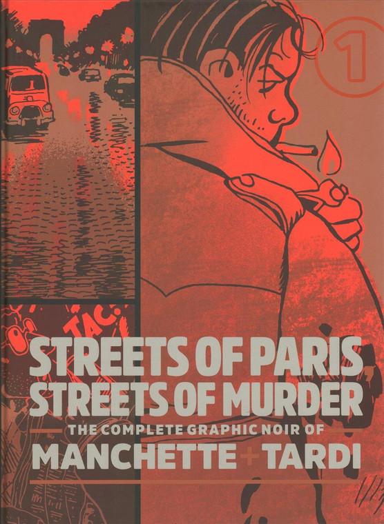 STREETS OF PARIS STREETS OF MURDER HC VOL 01