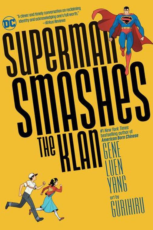SUPERMAN SMASHES THE KLAN SC