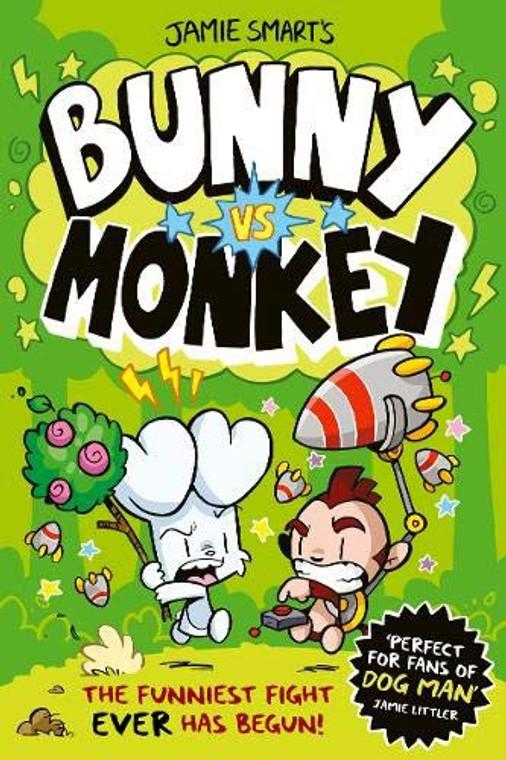 BUNNY VS MONKEY NEW SC VOL 01