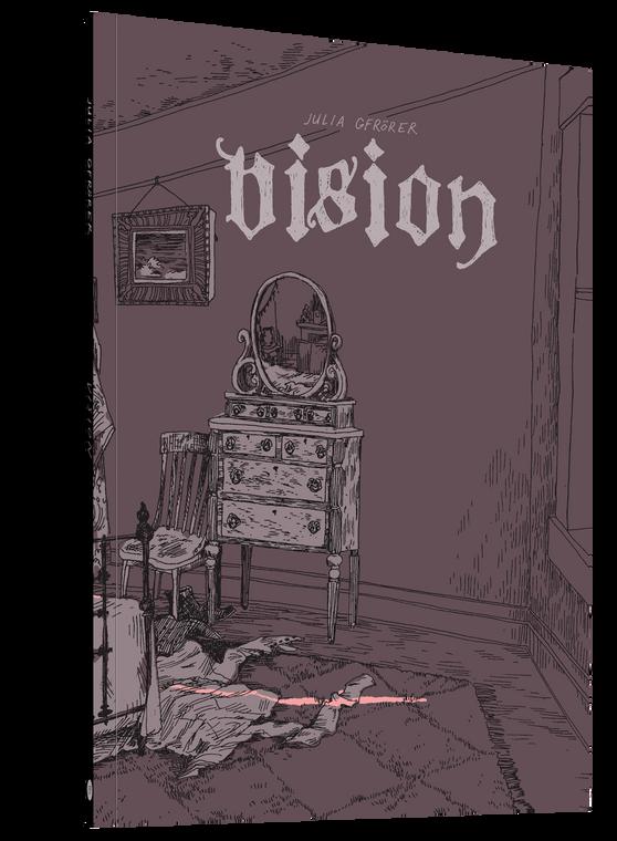 VISION SC BOOKPLATE EDITION