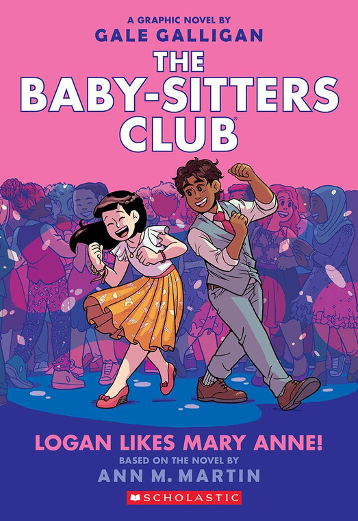 BABY SITTERS CLUB GN VOL 08