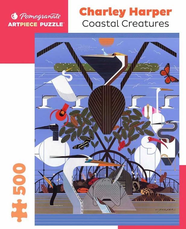HARPER COASTAL CREATURES