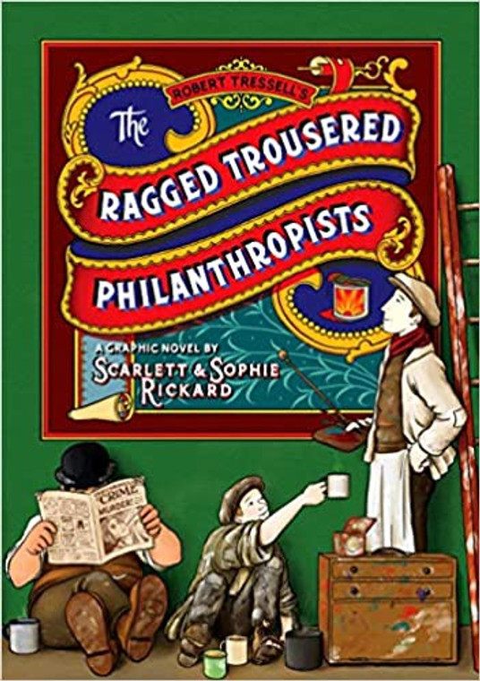 RAGGED TROUSERED PHILANTHROPISTS SC