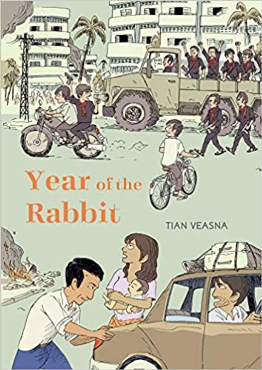 YEAR OF THE RABBIT GN
