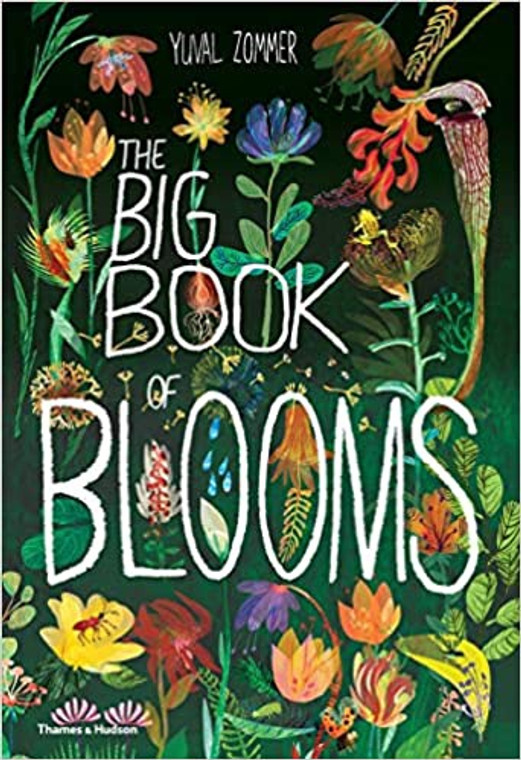 BIG BOOK OF BLOOMS HC