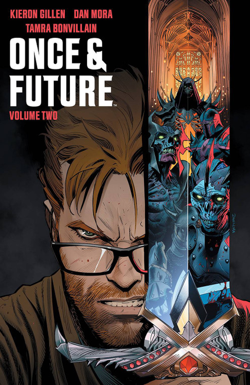 ONCE & FUTURE TP VOL 02 BOOKPLATE EDITION