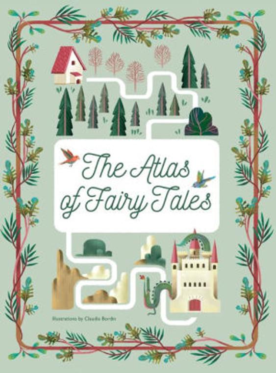 ATLAS OF FAIRY TALES HC
