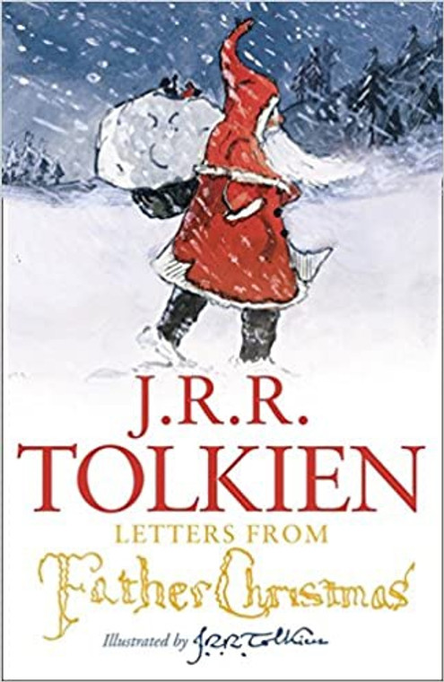 LETTERS FROM FATHER CHRISTMAS HC