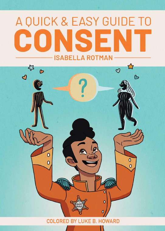 A QUICK & EASY GUIDE TO CONSENT TP