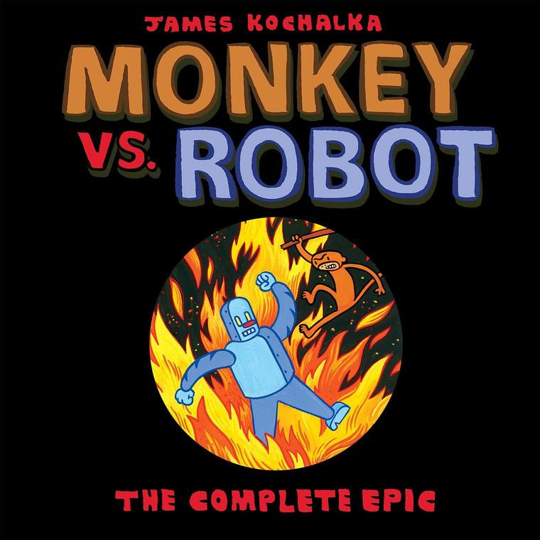 MONKEY VS ROBOT COMPLETE TP