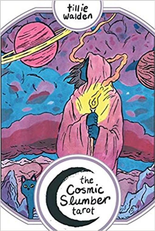 COSMIC SLUMBER TAROT DECK
