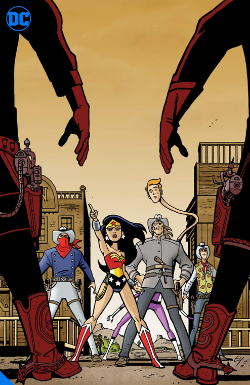 JUSTICE LEAGUE UNLIMITED TP TIME AFTER TIME