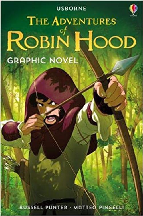 ADVENTURES OF ROBIN HOOD GN