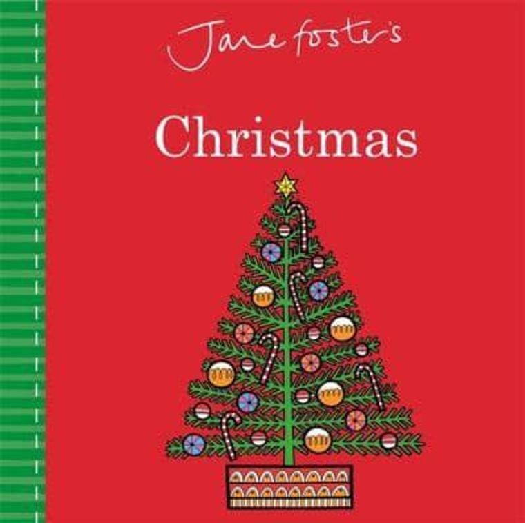 JANE FOSTERS CHRISTMAS HC