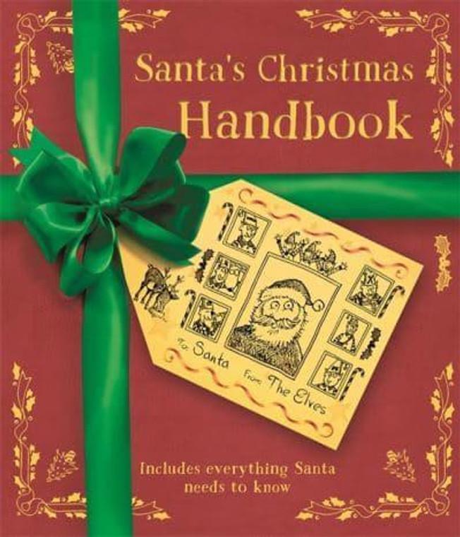 SANTA'S CHRISTMAS HANDBOOKS HC