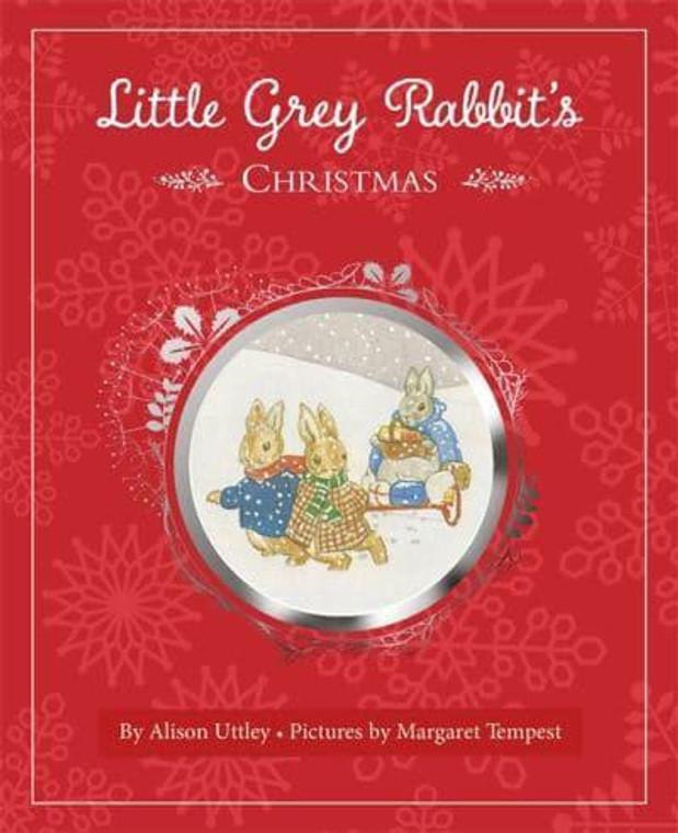 LITTLE GREY RABBITS CHRISTMAS HC