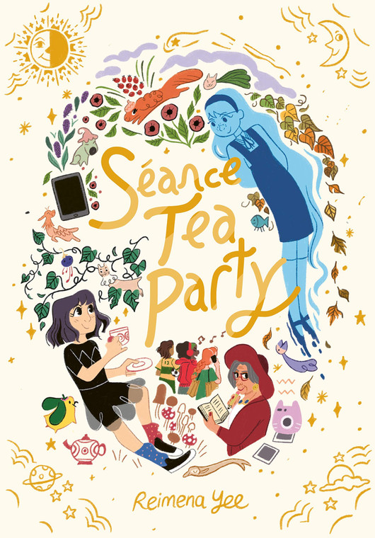 SEANCE TEA PARTY GN