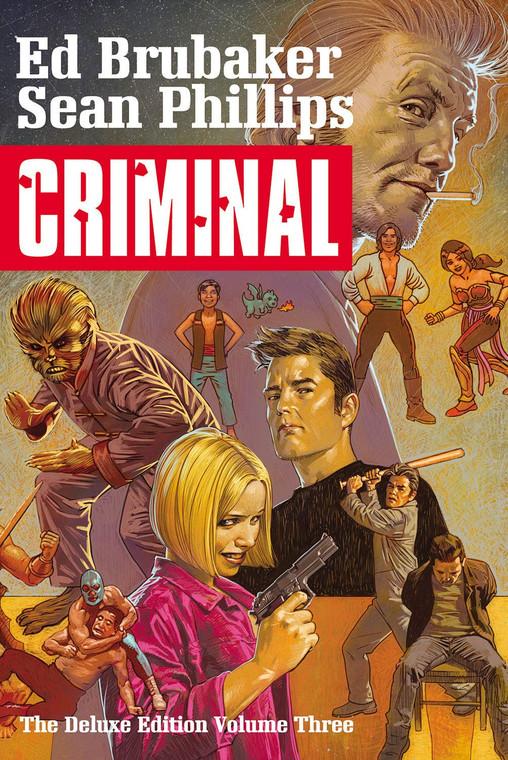CRIMINAL DLX ED HC VOL 03